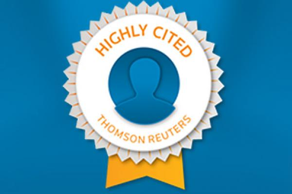 Thomson Reuters Highly Cited Researchers Logo