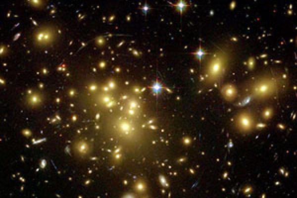 Cluster of Galaxies in Universe